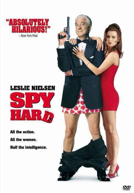 SPY HARD BY NIELSEN,LESLIE (DVD)