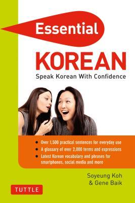 Essential Korean By Koh, Soyeung
