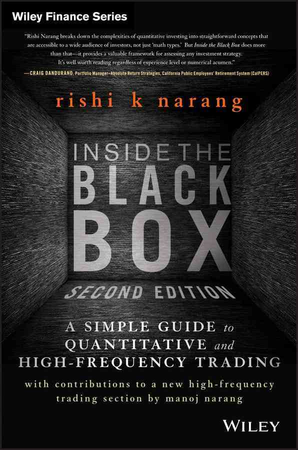 Inside the Black Box By Narang, Rishi K.